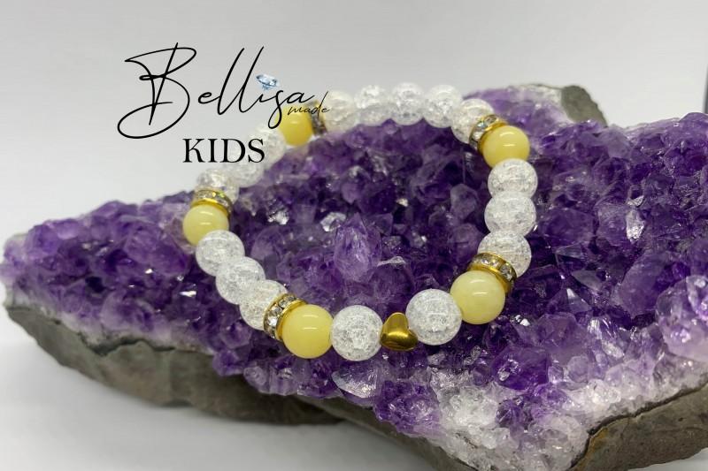 Jadeit + Crystal KIDS